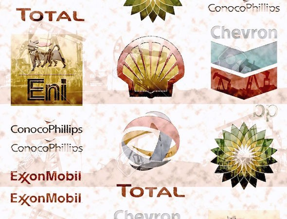 14339410-private-oil-companies-illustration-of-the-largest-private-not-state-owned-oil-companies-bp-plc-chevr